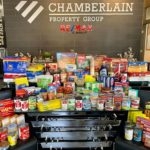 The Chamberlain Community Rallies For Penticton Salvation Army Food Drive